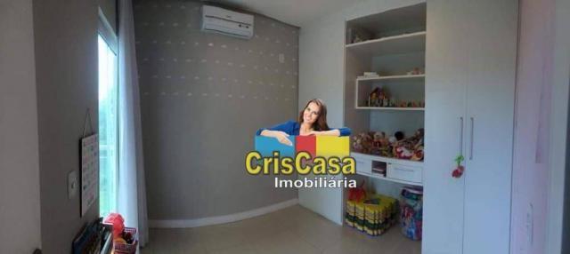 Casa com 4 dormitórios à venda, 132 m² por R$ 380.000,00 - Praia Mar - Rio das Ostras/RJ - Foto 14