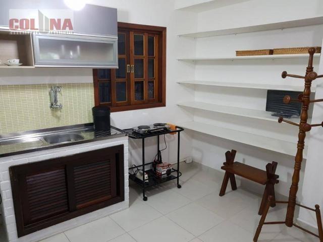 Casa com 1 dormitório para alugar, 30 m² por R$ 700,00/mês - Fátima - Niterói/RJ - Foto 3