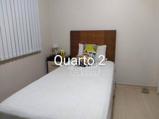 Apartamento com 3 dormitórios à venda, 100 m² por R$ 890.000,00 - Icaraí - Niterói/RJ - Foto 10