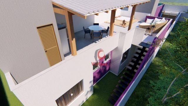 Lindas casas com 2 quartos sendo 1 auíte com terraço gourmet perto da pista !!! - Foto 20