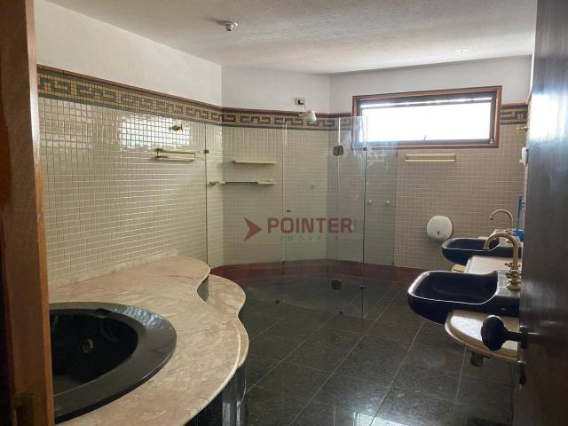Sobrado com 5 dormitórios para alugar, 600 m² por R$ 9.000,00/mês - Setor Bueno - Goiânia/ - Foto 16