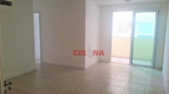 Apartamento com 3 dormitórios à venda, 78 m² por R$ 390.000,00 - Pendotiba - Niterói/RJ