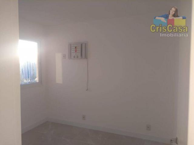 Apartamento com 3 dormitórios para alugar, 100 m² por R$ 1.500,00/mês - Costazul - Rio das - Foto 8