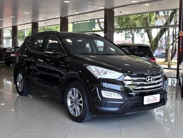 Hyundai Santa Fe 3.3 4WD 4P GASOLINA AUT