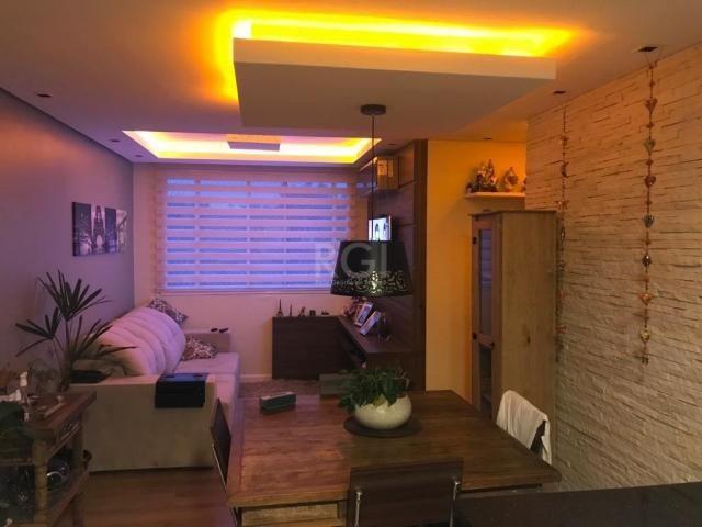 Apartamento à venda com 3 dormitórios em Jardim carvalho, Porto alegre cod:LI50879291 - Foto 3