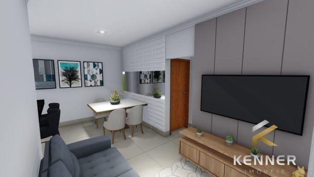 Apartamento à venda no bairro Laranjeiras - Patos de Minas/MG - Foto 5