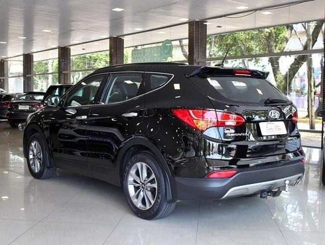 Hyundai Santa Fe 3.3 4WD 4P GASOLINA AUT - Foto 4