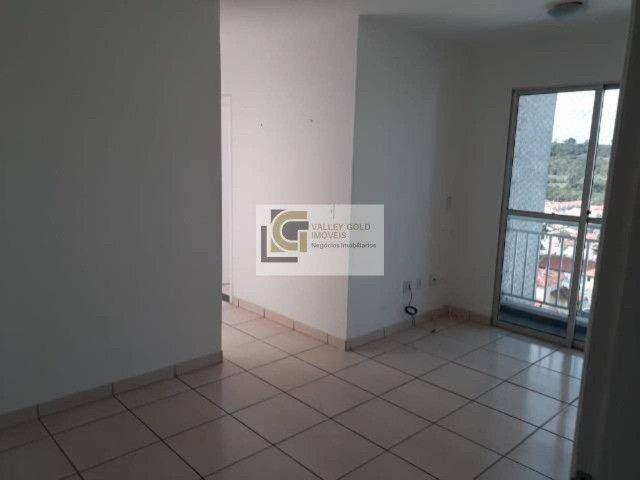 WT Apartamento com 2 dormitórios,Jardim Americano - São José dos Campos/SP