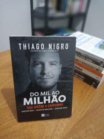 Livro - Do Mil ao Milhão - Novo Pronta entrega