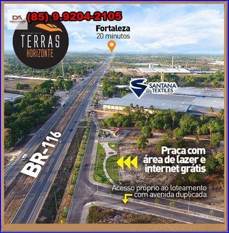 Invista !! Loteamento Terras Horizonte !! - Foto 11