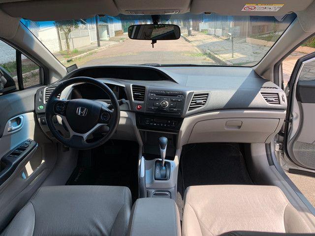 Honda Civic Lxr Aut - Foto 6