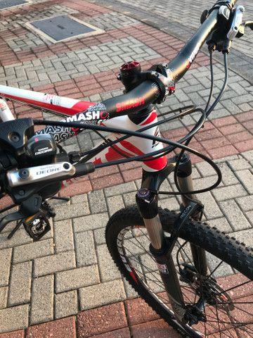 Vendo Bike aro 29 L quadro 20 - Foto 2