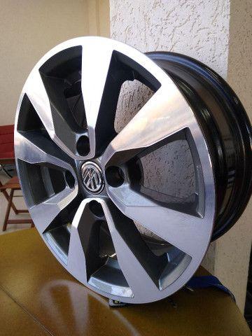 "Rodas Volkswagen Gol G6 Aro 15""  - Foto 3"