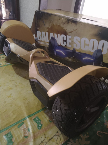 Hoverboard Balance Scooter