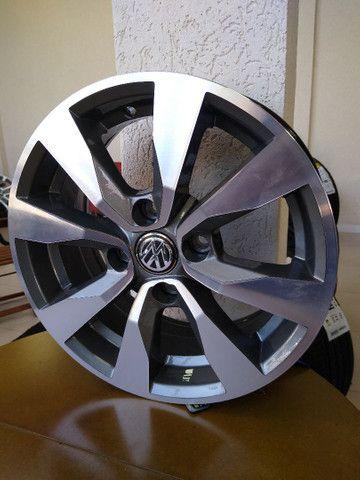 "Rodas Volkswagen Gol G6 Aro 15""  - Foto 2"