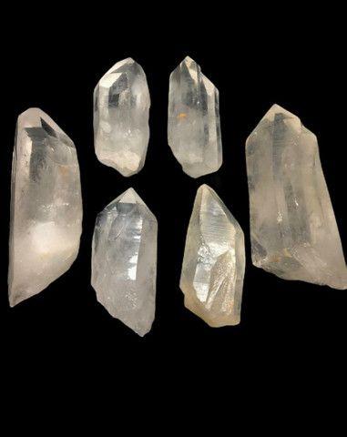 Cristal Lemuriano Natural - Peças de 10 a 15 cm<br><br>