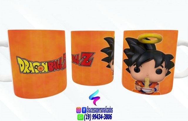 Canecas Colecionáveis Funko Pop Dragon Ball Z! - Foto 3