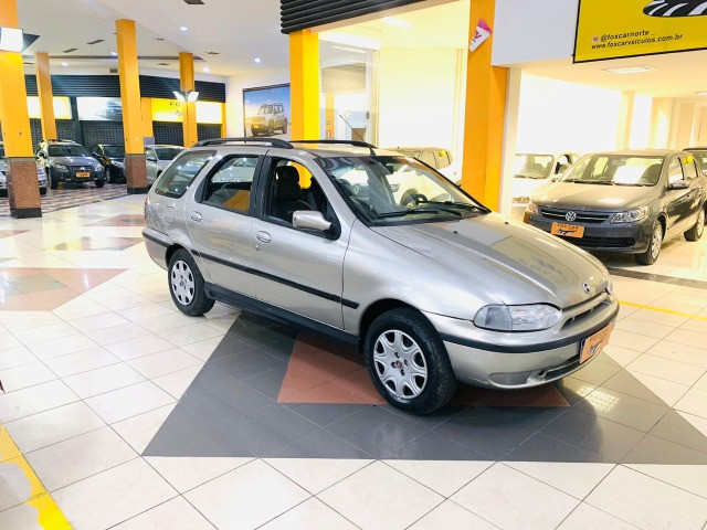 (9D42) Palio Weekend Sport 1.6 1997/97 Manual Gasolina - Foto 3