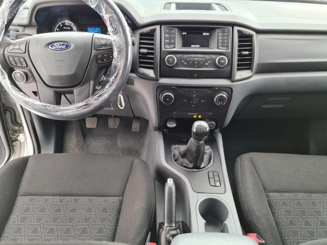 Ford Ranger (Cabine Dupla) Ranger 2.5 XLS CD (Flex) - Foto 10