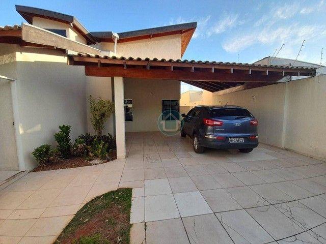 Casa com 4 dormitórios à venda - Vila Taveirópolis - Campo Grande/MS - Foto 4