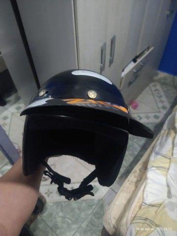 Vendo 2 capacete  - Foto 3