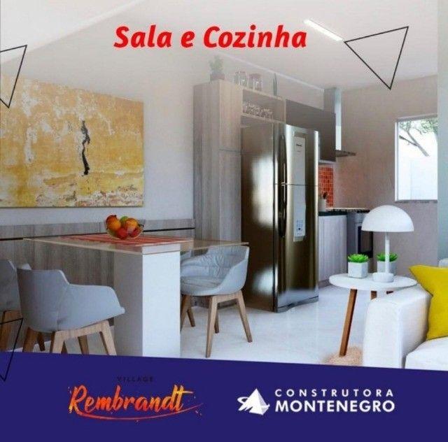 Condomínio de Casas Dúplex em Construçao No Passaré  #am14 - Foto 8