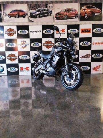 Super oferta Kawasaki Versys 650 - ano 2012 - Impecavel Ipva 2021 pago - Foto 5