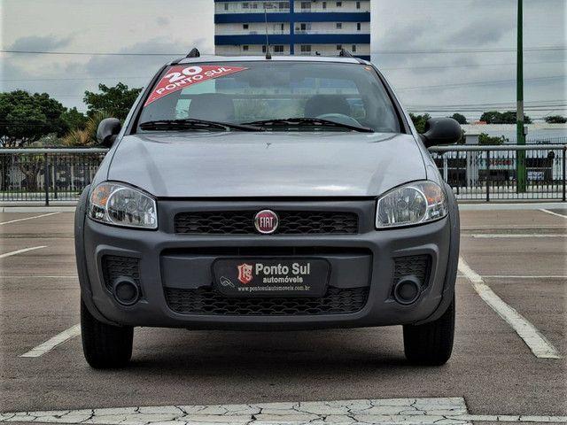 GB - Fiat Strada Working 1.4 - 2020 Completa, Ideal p/ trabalho e passeio, cheira a zero. - Foto 2