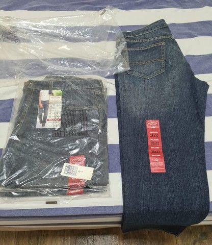 Calça jeans Levis Straus Signature