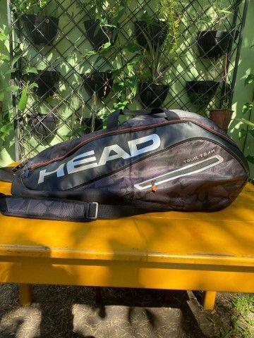Raqueteira HEAD TOUR TEAM 6 raquetes