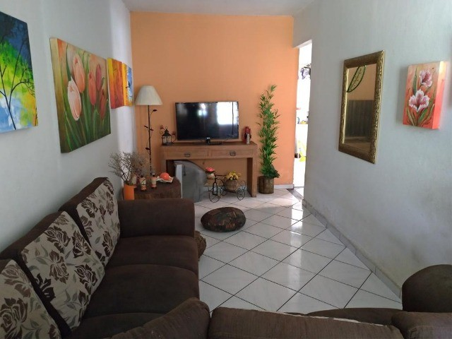 Vendo Casa no Vila Rica (Tiradentes), 3 Qts.  - Foto 2
