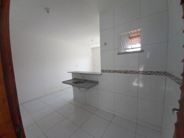 WS casa nova com 2 quartos 2 banheiros com documentação inclusa - Foto 7