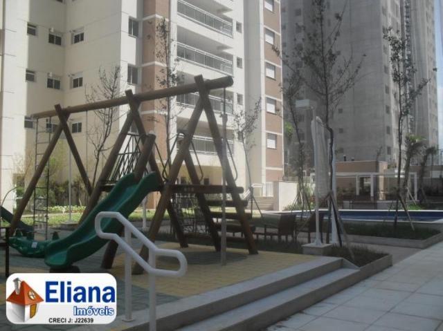 Apartamento 135m² - Condomínio Mundi - Espaço Cerâmica - Foto 5