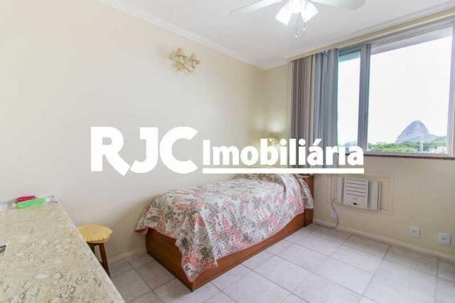 Apartamento à venda com 3 dormitórios em Laranjeiras, Rio de janeiro cod:MBAP33323 - Foto 8