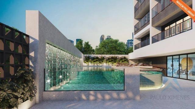 Lançamento no melhor da Aldeota, apartamentos modernos com lazer completo. - Foto 17
