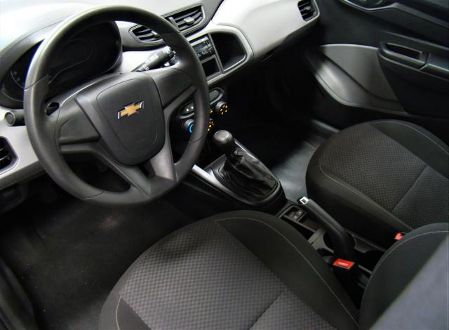 Chevrolet Onix ONIX HATCH JOY 1.0 8V FLEX 5P MEC. FLEX MANU - Foto 3
