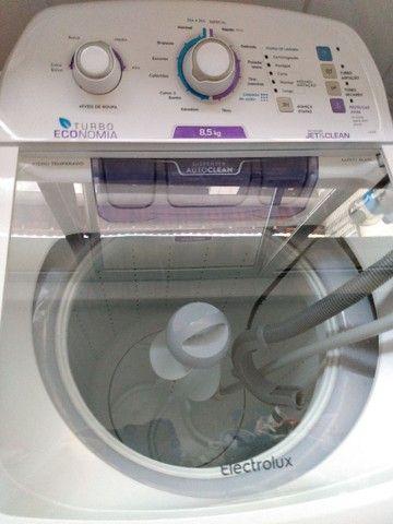 Máquina de lavar roupa 8,5 kg eletrolux - Foto 2