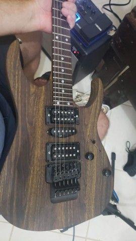 Guitarra Fender Gibson Ibanez - Foto 6