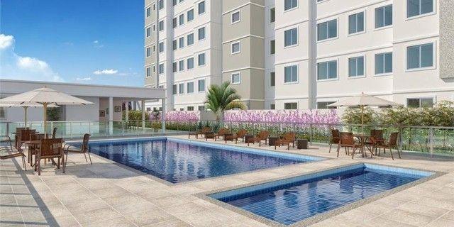 Apartamento Condominio Chapada das Oliveiras Planejado e Mobiliado - Foto 2
