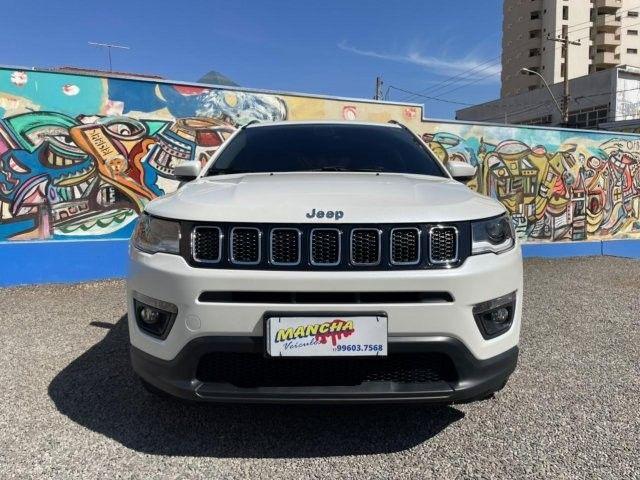 Jeep compass 2018 2.0 16v flex longitude automÁtico - Foto 2