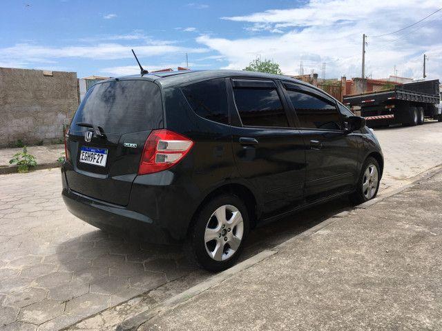 Honda New Fit automático IPVA pago - Foto 3