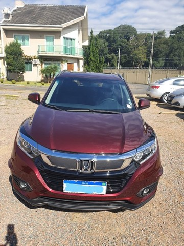 Honda Hr-v Exl 2020 - Único dono com garantia de fábrica - Foto 6