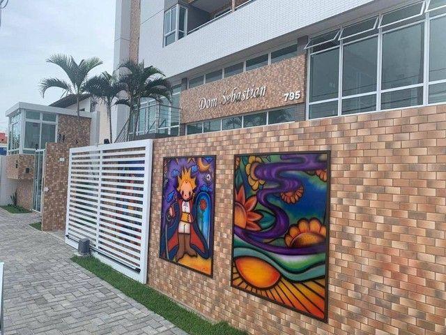 Apartamento com 2 dormitórios para alugar, 54 m² por R$ 1.570,00/mês - Bessa - João Pessoa - Foto 16