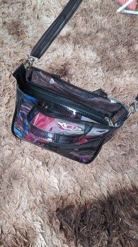 Bolsas para itens de maquiagem ou praia  - Foto 3