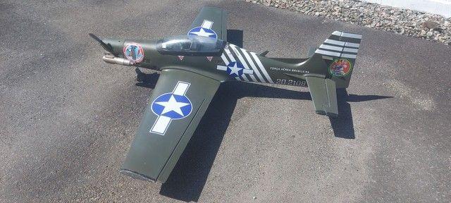 Aeromodelo tucano 1.80 envergwdura - Foto 3