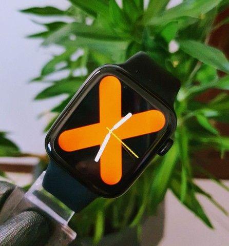 Relógio inteligente - W46 PRETO - Foto 5