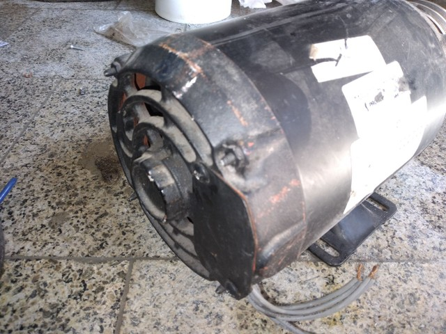 Motor trifásico 2cv - Foto 6