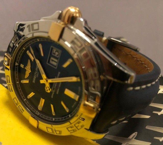 Relógio Breitling galactic 41