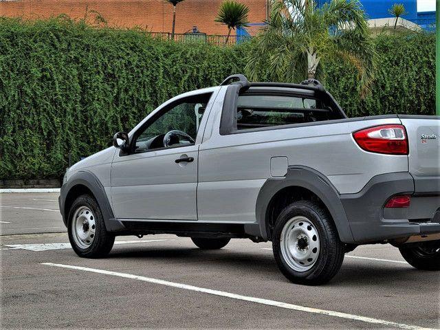 GB - Fiat Strada Working 1.4 - 2020 Completa, Ideal p/ trabalho e passeio, cheira a zero. - Foto 5