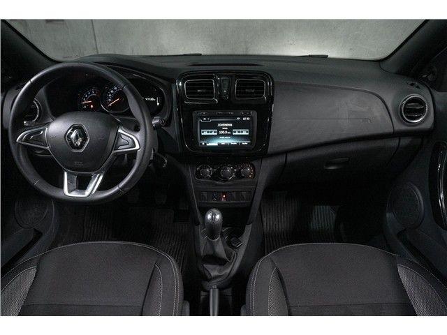 Renault Sandero 2020 1.0 12v sce flex zen manual - Foto 7